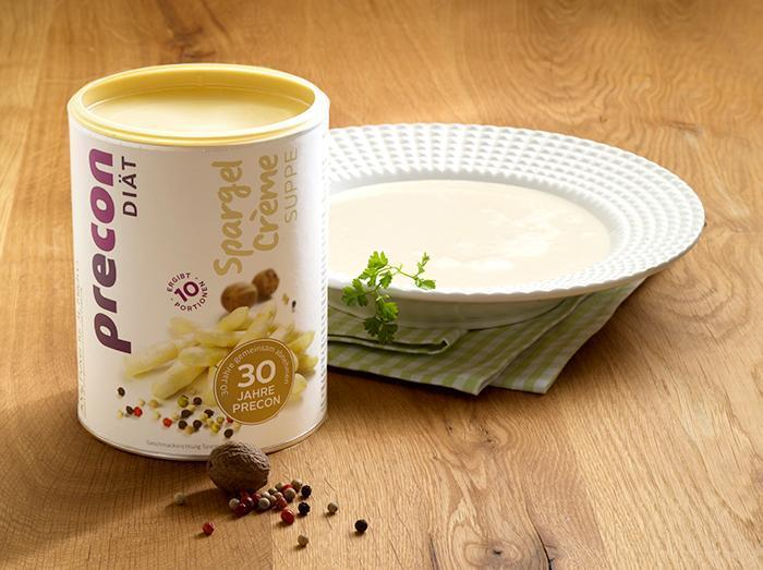 Suppe Spargel