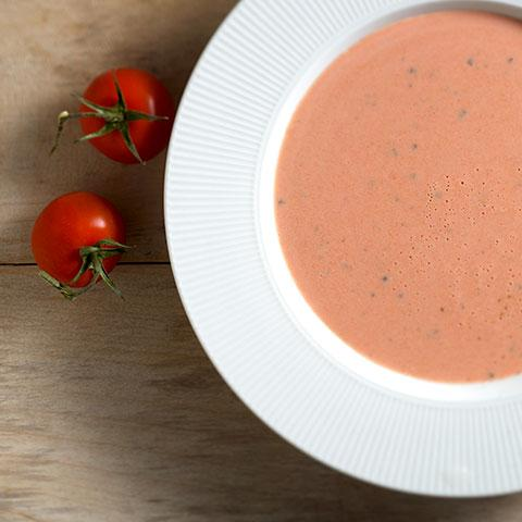 Kalte Tomatensuppe 480px
