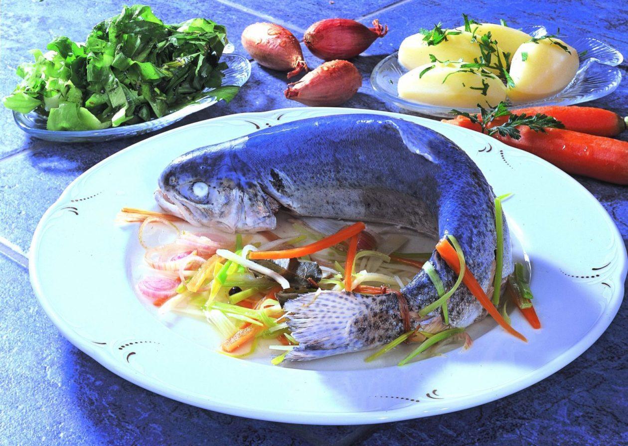 Forelle blau - BCM Diät Rezepte.at