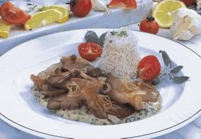 Gebratene Austernpilze - BCM Diät Rezepte.at