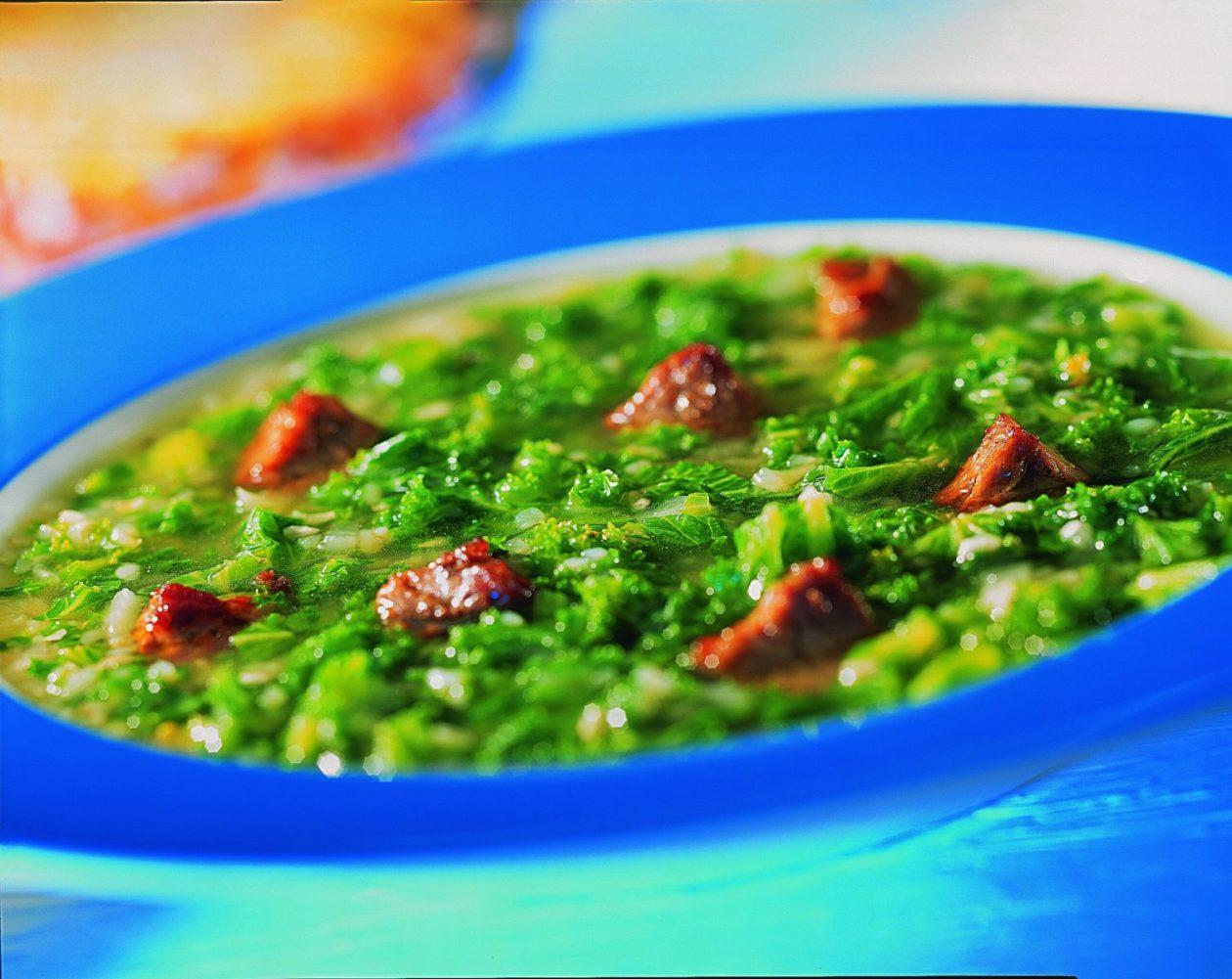 Grünkohlsuppe - BCM Diät Rezepte.at