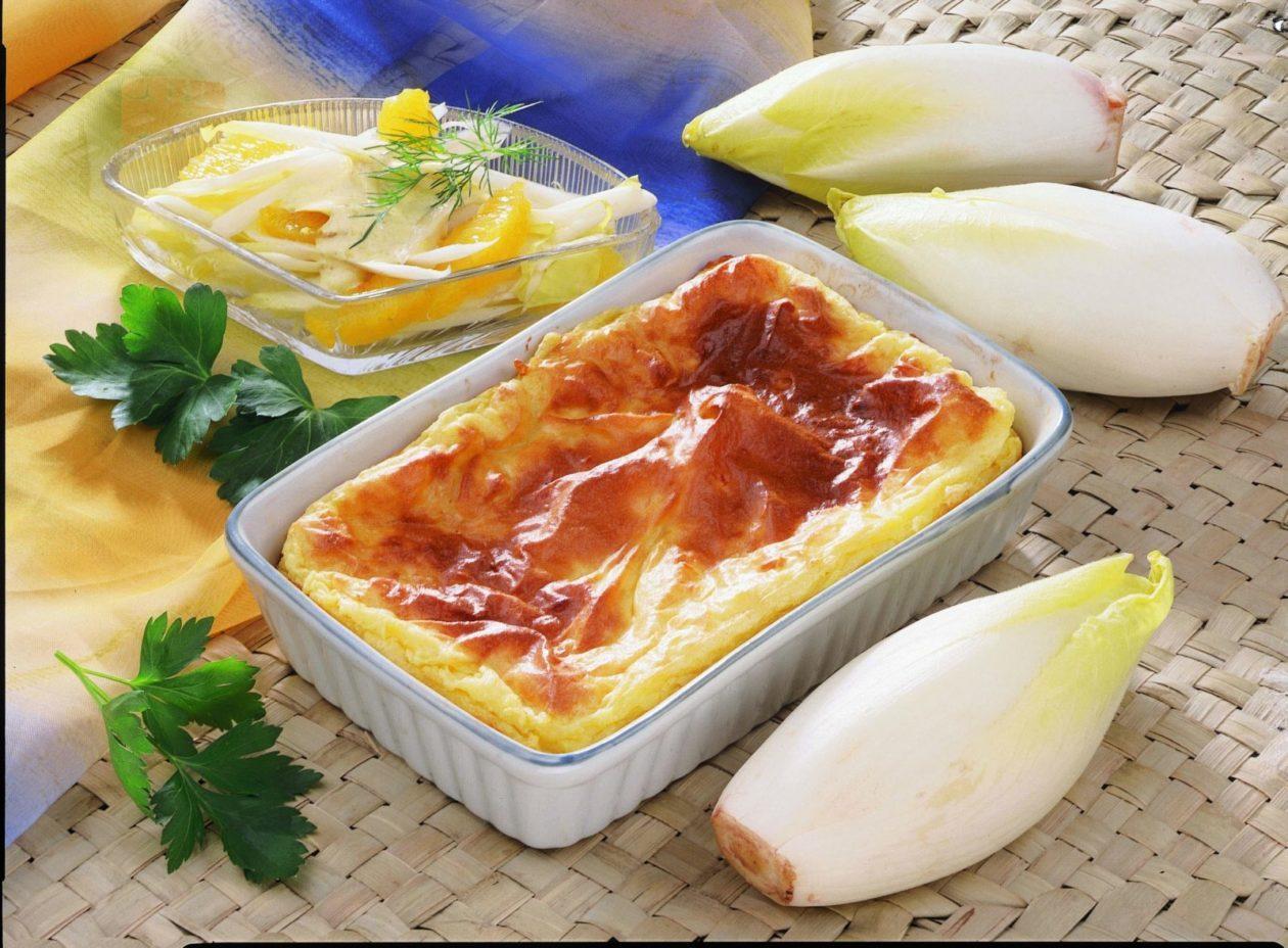 Käse-Kartoffel-Soufflé - BCM Diät Rezepte.at