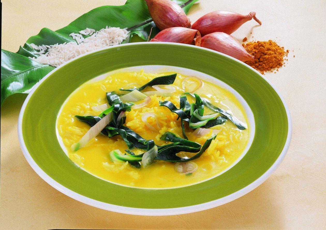 Mangoldsuppe - BCM Diät Rezepte.at