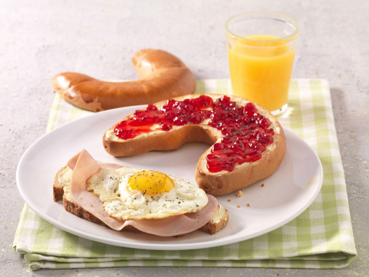 Sonntagsfrühstück - BCM Diät Rezepte.at