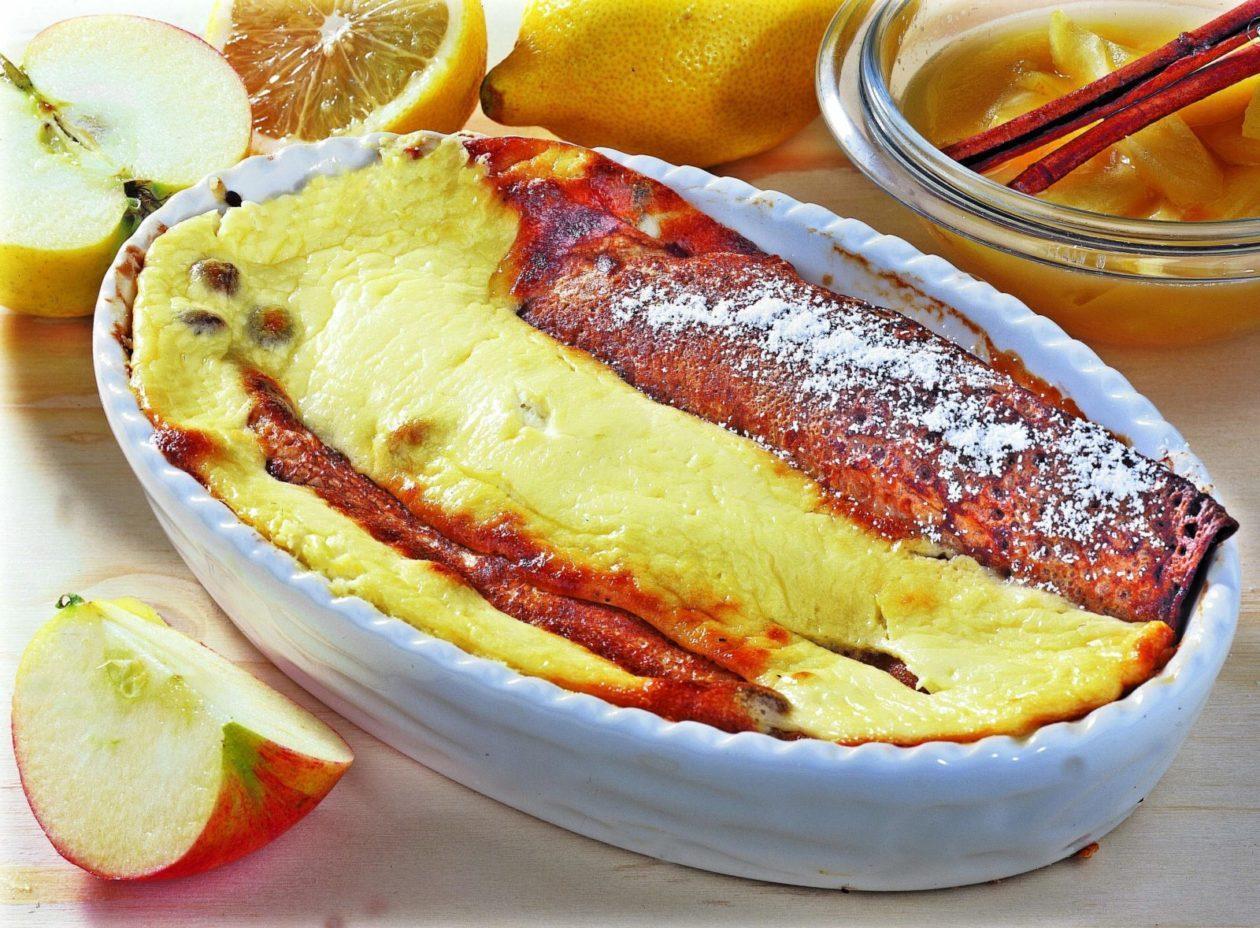 Topfen-Palatschinken - BCM Diät Rezepte.at