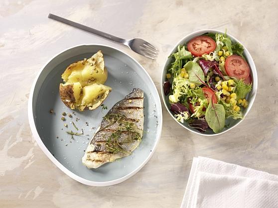 Grillierte Dorade - BCM Diät Rezepte.at