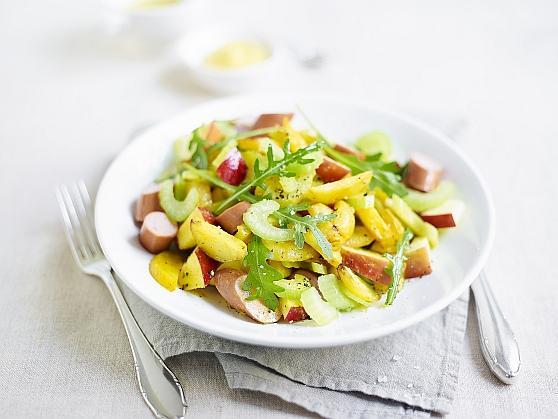 Fruchtiger Kartoffelsalat für die Grillparty - BCM Diät Rezepte.at